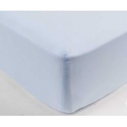 Drap housse JERSEY poly/coton bonnet de 37cm 160gr/m² couleurs