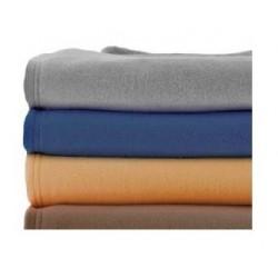 Couverture polaire POLUNO 100% polyester non feu 220 gr/m²