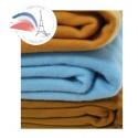 Couverture TIBET 100% polyester non feu M1 400 gr/m²