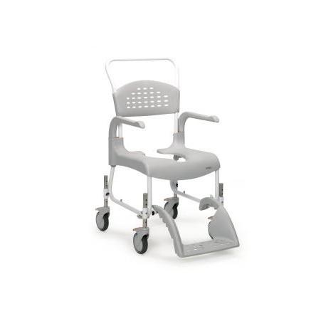 Chaise de douche hauteur réglable