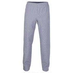 Pantalon de cuisine JAVA ceinture élastiquée sans ouverture