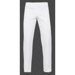 Pantalon mixte SLIMI coupe slim ajustée et ceinture toute élastiquée