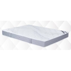 Matelas LAGUNE en latex 2 faces 85 kg/m³