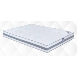 Matelas PASSION en latex 5 zones de confort 78 kg/m³