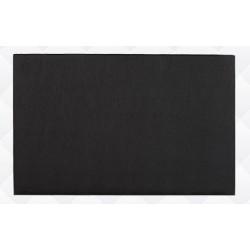 Tête de lit MODERNE en tissu tendu avec garnissage mousse HR