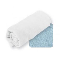 Drap housse enfant éponge stretch 80% coton 20% polyester 200 gr/m²