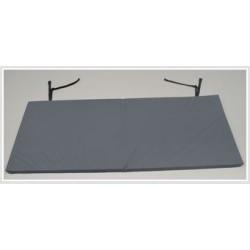 Tapis de lit antidérapant ALZHEIMER (sac de rangement en option)