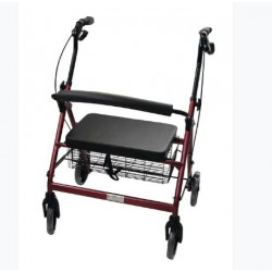 Rollator TA 3942 FORTISSIMO pliant à 4 roues
