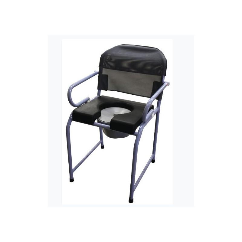 fauteuil de douche fixe noumea colatex. Black Bedroom Furniture Sets. Home Design Ideas