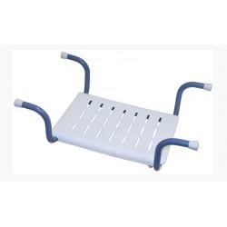 Siège de bain fixe et réversible SPIDRA 150