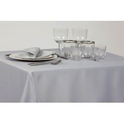 Serviette de table SATEN 100% polyester anti-tâches