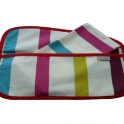 Pochette pour serviette de table 100% coton